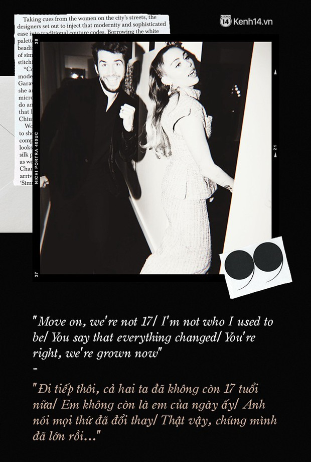 Hai bản nhạc tình của Taylor Swift và Miley Cyrus: Một người chìm đắm trong tình yêu, một người thống khổ trong đổ vỡ - Ảnh 10.