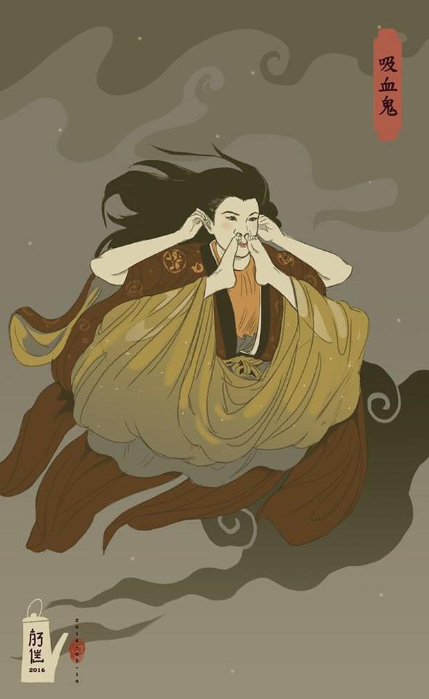 Giả thuyết quỷ hút máu bản Việt ở Cậu Chủ Ma Cà Rồng: Ăn tiết canh vịt, đưa ngón chân lên mũi để bay? - Ảnh 6.