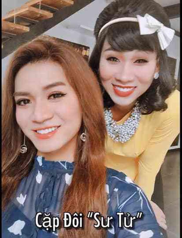 Hải Triều được chị gái Sò Lụa BB Trần cùng ekip tổ chức sinh nhật hoành tráng trong ngày sinh nhật - Ảnh 6.