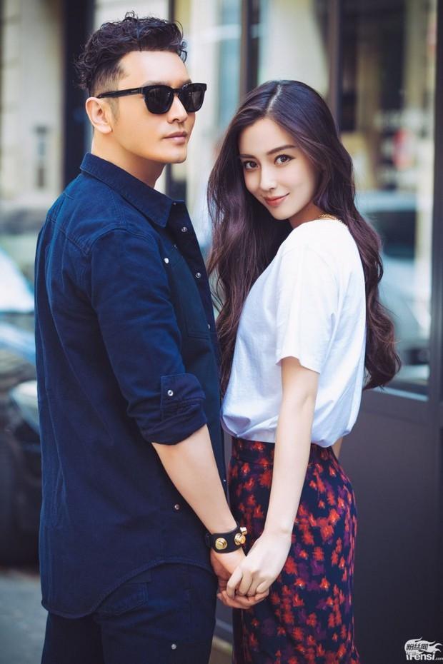 Trong khi bố mẹ bù đầu vì scandal ly hôn, quý tử nhà Angela Baby - Huỳnh Hiểu Minh gây sốt với biểu cảm chụp ảnh cực cute - Ảnh 1.