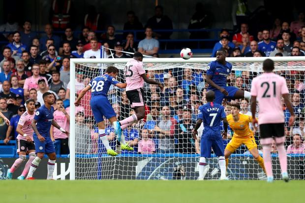 Chelsea chưa thể thắng sau 3 trận, Lampard sớm bạc cả tóc vì đội bóng cũ? - Ảnh 5.