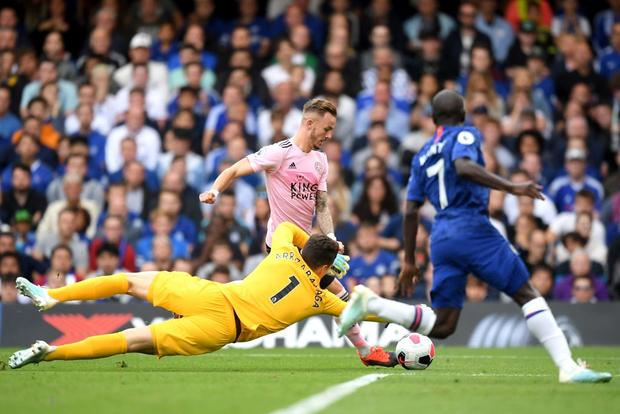 Chelsea chưa thể thắng sau 3 trận, Lampard sớm bạc cả tóc vì đội bóng cũ? - Ảnh 6.