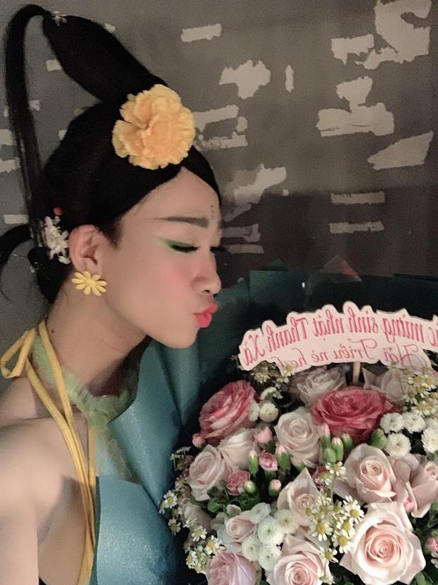 Hải Triều được chị gái Sò Lụa BB Trần cùng ekip tổ chức sinh nhật hoành tráng trong ngày sinh nhật - Ảnh 7.