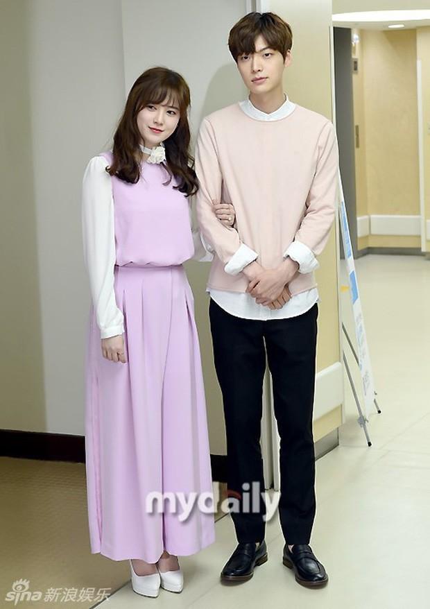 Goo Hye Sun - Ahn Jae Hyun: Tình chị em, yêu đương vội vàng, khoe mẽ tình cảm quá đà chính là 3 lý do gây ra đổ vỡ? - Ảnh 4.