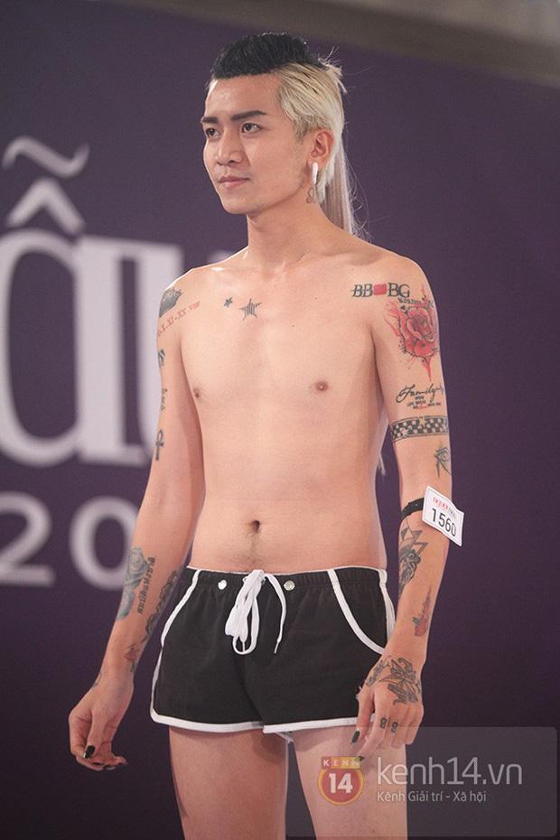 Body của BB Trần khi đi thi Vietnams Next Top Model và hiện tại: Khác biệt đáng kể! - Ảnh 2.