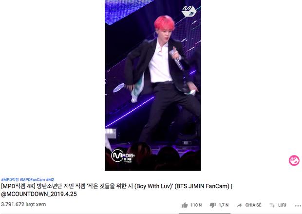 Top 25 fancam được xem nhiều nhất Kpop 2019: BTS dẫn đầu nhưng BLACKPINK áp đảo số lượng, 2 tân binh bất ngờ xuất hiện - Ảnh 6.