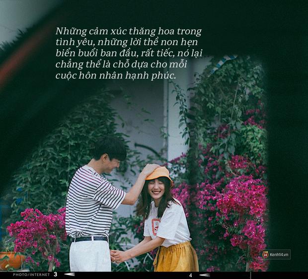 Đừng trách tại sao hứa, vì sao thề, bởi khi nói những điều ấy chúng ta đã sống thật với cảm xúc của mình khi yêu - Ảnh 2.