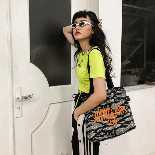#kenh14streetstyle: Chủ trương đơn giản là nhất, các cô nàng sành điệu mix đồ khoe eo hay giấu eo cũng đẹp hết nấc - Ảnh 8.