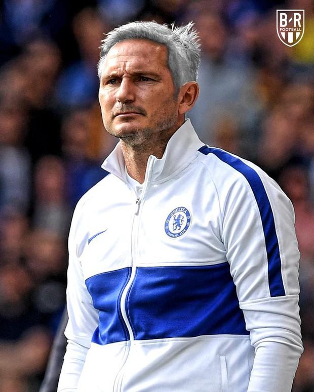 Chelsea chưa thể thắng sau 3 trận, Lampard sớm bạc cả tóc vì đội bóng cũ? - Ảnh 8.
