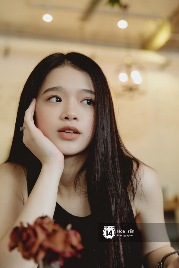 Phỏng vấn Linh Ka: Những drama và thị phị trước giờ về gái xinh 17 tuổi này có đang bị thổi phồng quá mức? - Ảnh 3.