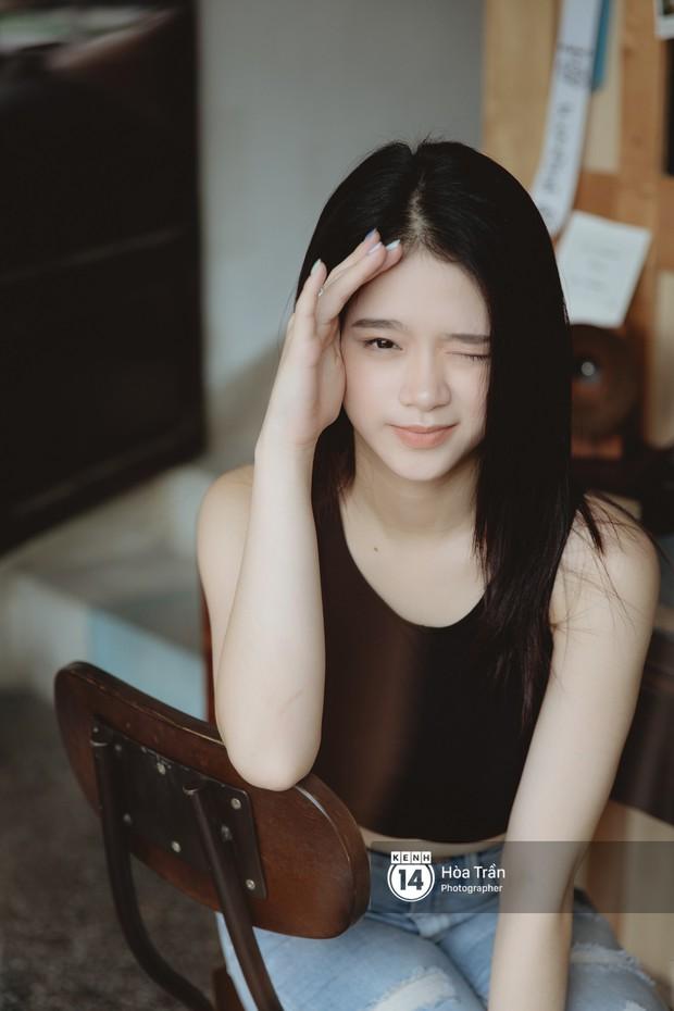 Phỏng vấn Linh Ka: Những drama và thị phị trước giờ về gái xinh 17 tuổi này có đang bị thổi phồng quá mức? - Ảnh 7.