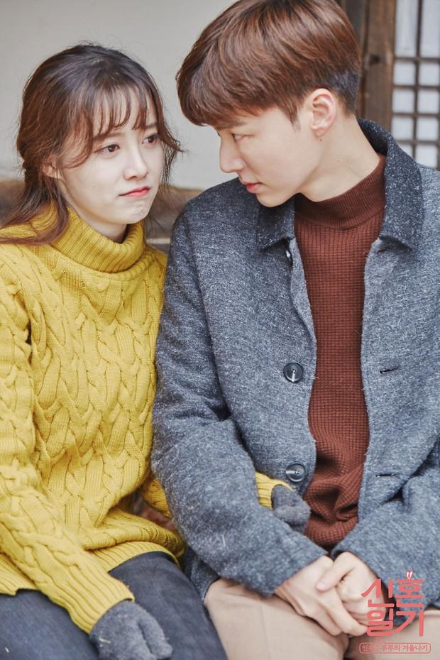 5 điểm bất thường trong vụ ly hôn chấn động của Goo Hye Sun: Từ lời ám chỉ, ảnh cắm sừng đến động thái của Ahn Jae Hyun - Ảnh 1.