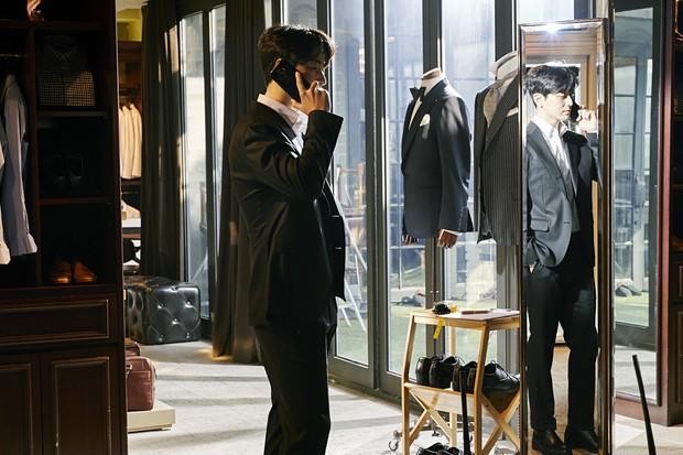 6 cảnh chấn động của Lee Joon Hyuk ở Tổng Thống 60 Ngày: Con tàu chỉ có một thuyền trưởng, tôi là người đó! - Ảnh 2.