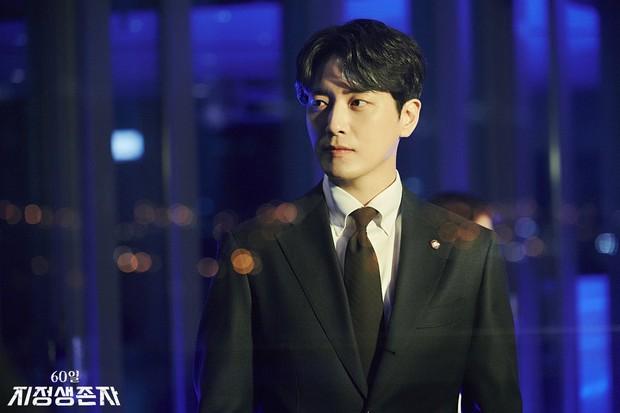 6 cảnh chấn động của Lee Joon Hyuk ở Tổng Thống 60 Ngày: Con tàu chỉ có một thuyền trưởng, tôi là người đó! - Ảnh 10.