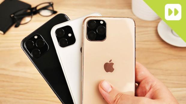 Chưa ra mắt mà iPhone 11 đã có ốp lưng siêu khủng: Chia 5 xẻ 7 như bikini, làm từ titan, đắt bằng 3 chiếc XS Max - Ảnh 3.