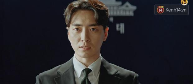 6 cảnh chấn động của Lee Joon Hyuk ở Tổng Thống 60 Ngày: Con tàu chỉ có một thuyền trưởng, tôi là người đó! - Ảnh 13.
