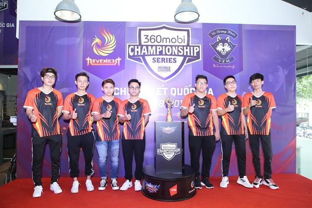 Sau ZD Esports, VEC Fantasy Main cũng giành vé đến SEA Games 30 sau khi vô địch giải đấu của bộ môn Mobile Legends: Bang Bang - Ảnh 2.