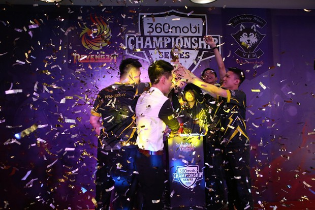 Sau ZD Esports, VEC Fantasy Main cũng giành vé đến SEA Games 30 sau khi vô địch giải đấu của bộ môn Mobile Legends: Bang Bang - Ảnh 5.