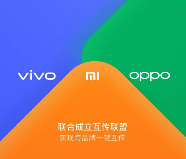 Xiaomi, Vivo và Oppo hợp lực để ra mắt AirDrop Trung Quốc - Ảnh 1.