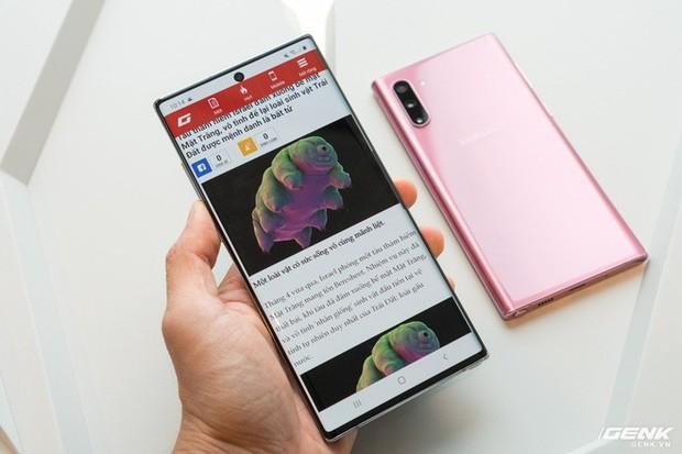 Mở hộp Galaxy Note10+ màu Ánh Cực Quang xem có gì mới mà dân tình trầm trồ đến vậy - Ảnh 20.
