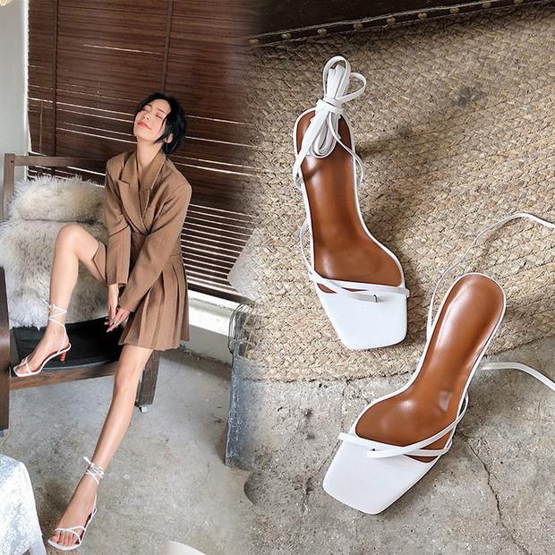 4 mẫu giày tưởng lùn mà lại vẫn hack dáng tôn chân, các nàng công sở không sắm ngay thì quá phí - Ảnh 8.