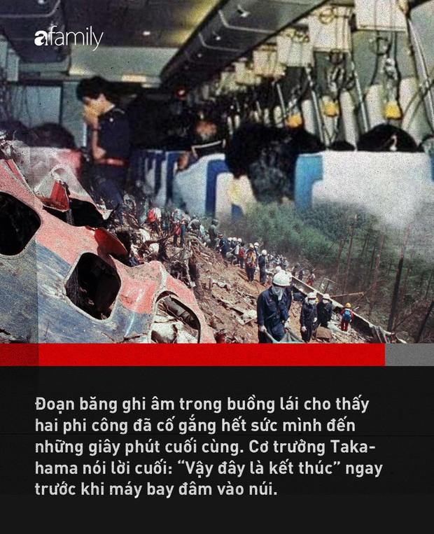 Vụ tai nạn máy bay thảm khốc khiến hơn 500 người tử nạn ở Nhật Bản và cái cúi đầu xin lỗi của vợ cơ trưởng - Ảnh 4.