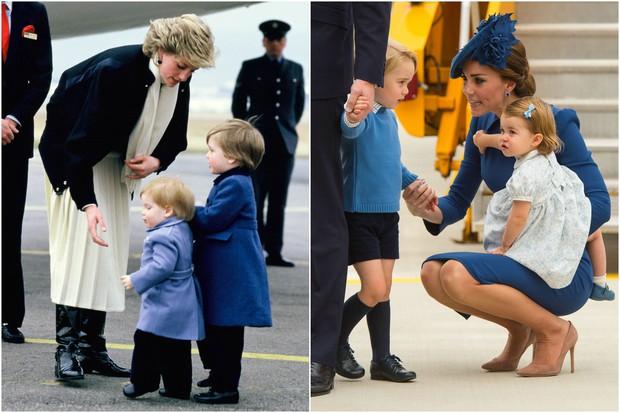 Được cả thế giới ngưỡng mộ cách nuôi dạy con, thì ra Công nương Kate áp dụng triệt để phương pháp từ một người nổi tiếng khác - Ảnh 5.