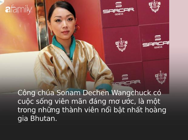 Danh tính Công chúa Bhutan đang khiến cộng đồng mạng phát sốt với khí chất ngút ngàn: Xinh đẹp bậc nhất, học vấn đỉnh cao cùng người chồng hoàn hảo - Ảnh 8.
