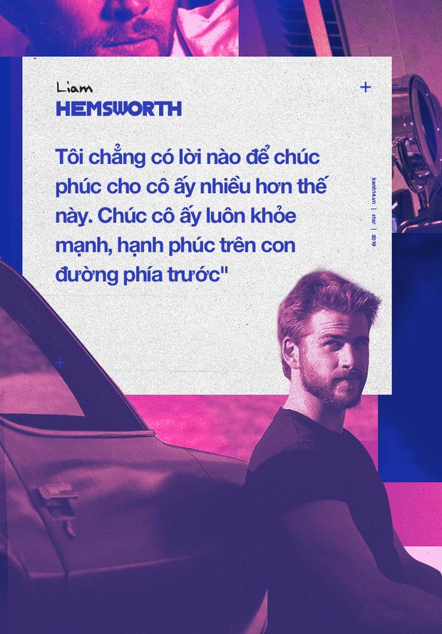 Liam Hemsworth: Gã đàn ông si tình chống lại cả thế giới vì Miley, chọn đóng vai phụ trong cuộc đời mình vì nghĩa tình - Ảnh 1.