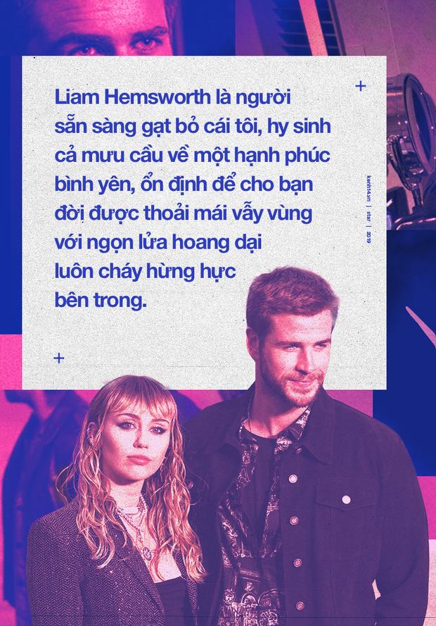Liam Hemsworth: Gã đàn ông si tình chống lại cả thế giới vì Miley, chọn đóng vai phụ trong cuộc đời mình vì nghĩa tình - Ảnh 5.