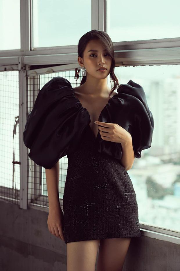 Cùng chị ngả em nâng với Trần Tiểu Vy, nhưng sao Lương Thùy Linh thật giống một cô Người tuyết sầu đời - Ảnh 8.