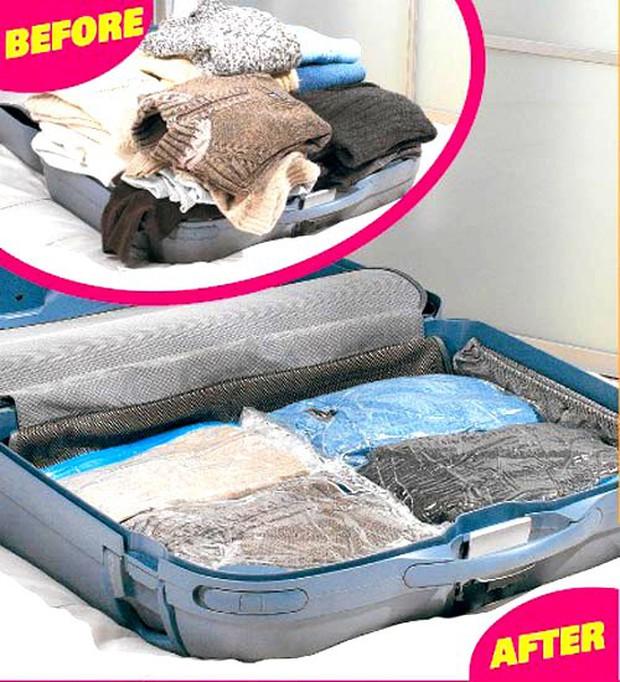 """Xếp hành lý du lịch cũng là một nghệ thuật, liệu bạn đã biết hết những """"tuyệt chiêu"""" pack đồ thông minh này chưa? - Ảnh 19."""