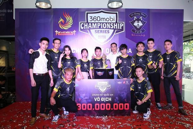 Sau ZD Esports, VEC Fantasy Main cũng giành vé đến SEA Games 30 sau khi vô địch giải đấu của bộ môn Mobile Legends: Bang Bang - Ảnh 3.