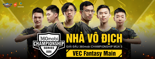 Sau ZD Esports, VEC Fantasy Main cũng giành vé đến SEA Games 30 sau khi vô địch giải đấu của bộ môn Mobile Legends: Bang Bang - Ảnh 1.