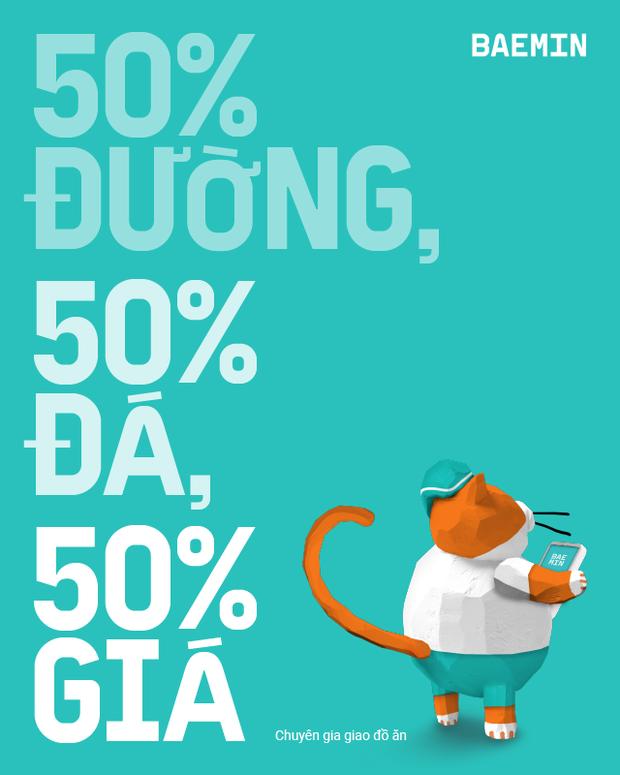 """""""50% đường – 50% đá – 50% giá"""": Công thức vàng trong làng trà sữa - Ảnh 1."""