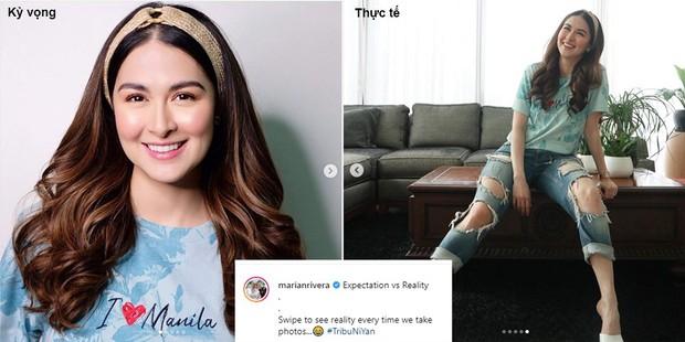 Góp mặt trong ảnh hậu trường, con gái mỹ nhân đẹp nhất Philippines được khen xinh hơn cả mẹ - Ảnh 1.