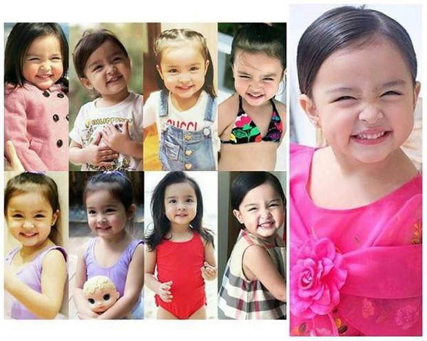 Góp mặt trong ảnh hậu trường, con gái mỹ nhân đẹp nhất Philippines được khen xinh hơn cả mẹ - Ảnh 5.