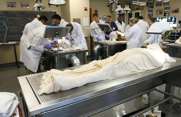 Bi kịch chuyện hiến xác cho khoa học: Gia đình đồng ý hiến tặng, để rồi đau lòng khi phát hiện cái xác được dùng để làm gì - Ảnh 2.