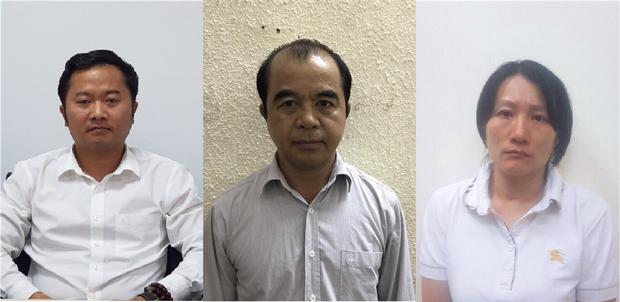 Hiệu trưởng trường Đại học Đông Đô bị khởi tố, bắt giam - Ảnh 1.