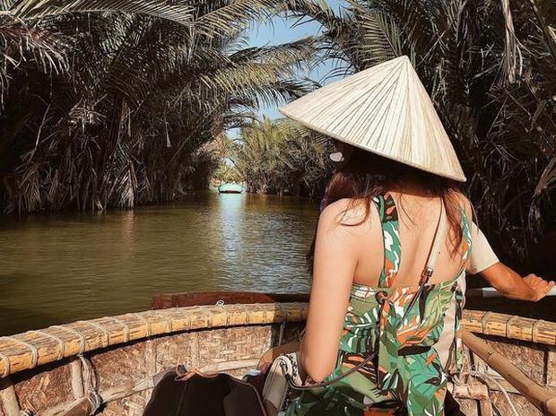 Phố cổ Hội An quá tải, dân tình rủ nhau sang check-in rừng dừa Bảy Mẫu: Đẹp thì đẹp thật, chỉ sợ chẳng được bao lâu lại đông thôi - Ảnh 13.