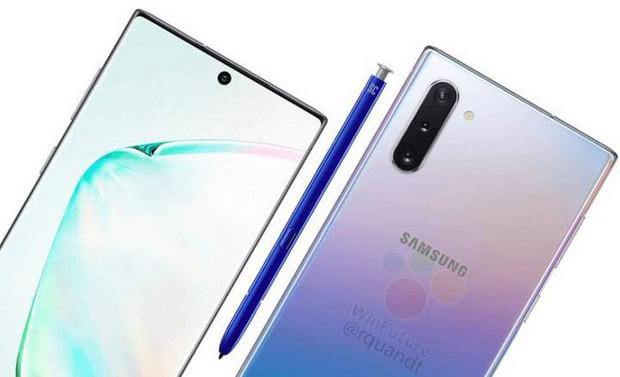 Tất tần tật những gì đã biết về Galaxy Note 10: Siêu phẩm đáng mong chờ nhất nhì 2019 - Ảnh 6.