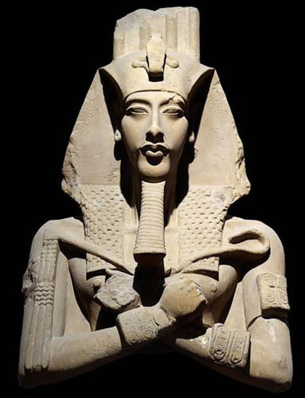 Ít ai biết trước Pharaoh Tut nổi tiếng nhất Ai Cập đã có hai nữ Pharaoh cùng trị vì một lúc và đằng sau là kế hoạch thao túng triệt để ngôi vị vô cùng thâm sâu - Ảnh 2.