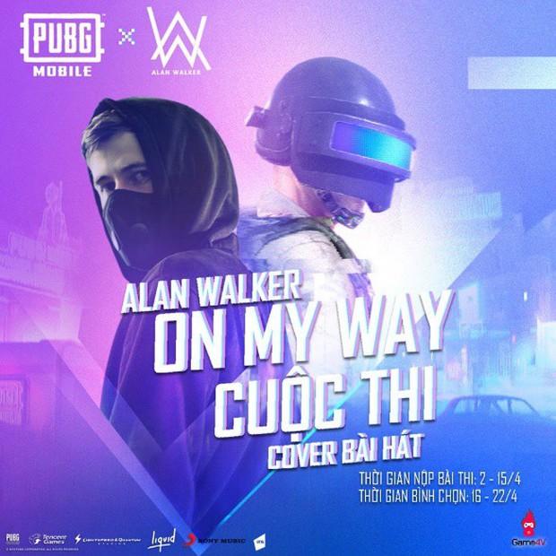 PUBG Mobile bắt tay Alan Walker – Sự kết hợp khiến game thủ sướng mê - Ảnh 4.
