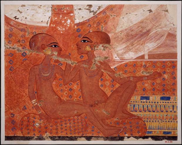 Ít ai biết trước Pharaoh Tut nổi tiếng nhất Ai Cập đã có hai nữ Pharaoh cùng trị vì một lúc và đằng sau là kế hoạch thao túng triệt để ngôi vị vô cùng thâm sâu - Ảnh 3.