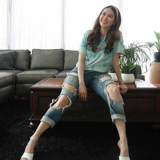 """Tái xuất showbiz, """"mẹ bầu đẹp nhất Philippines"""" lại gây thất vọng vì style tụt dốc không phanh - Ảnh 3."""