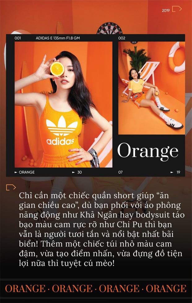 """Mùa hè """"đúng kiểu"""" với phong cách color-bock chất như sao Việt - Ảnh 3."""