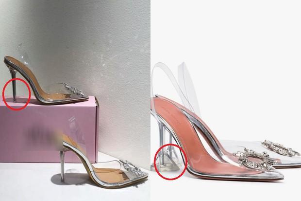Đăng ảnh khoe giày, Lý Phương Châu lại bị bóc phốt dùng hàng nhái với giá rẻ giật mình - Ảnh 5.
