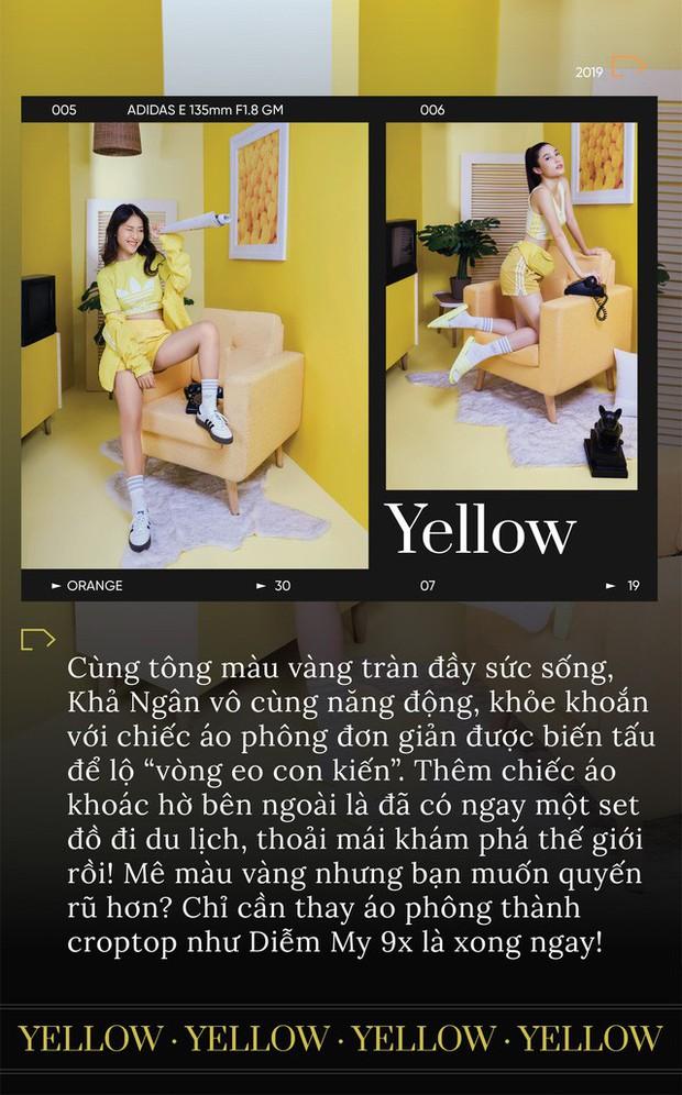 """Mùa hè """"đúng kiểu"""" với phong cách color-bock chất như sao Việt - Ảnh 7."""