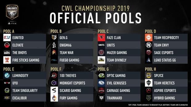 Tựa game huyền thoại Call of Duty công bố giải đấu CWL Championship 2019 có tổng tiền thưởng lên đến 46,5 tỷ đồng - Ảnh 3.