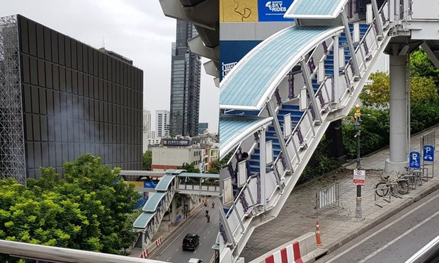 Thủ đô Bangkok của Thái Lan rung chuyển bởi hàng loạt vụ nổ - Ảnh 3.
